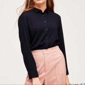 Uniqlo button up shirt